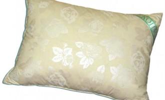 Подушка детская Экопух 40х60 пуховая