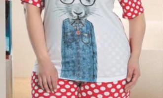 Женская домашняя одежда Lady Lingerie 207 4XL костюм для дома