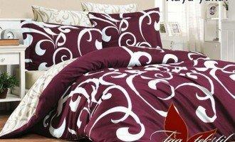Комплект постельного белья ранфорс TAG Ruya Yakut