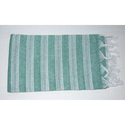 Пештемаль Stripe Green
