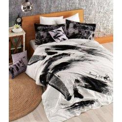 Постельное бельё евро BHPC 022 Black