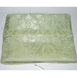Простынь махровая Cestepe Bamboo Green 200х220