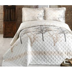 Покрывало на кровать и диван 240*260 Clasy Midas V2 + 2 наволочки