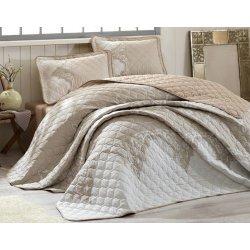 Покрывало на кровать и диван 240*260 Clasy Mikanos V2 + 2 наволочки
