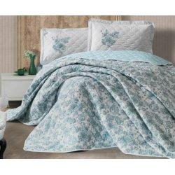 Покрывало на кровать и диван 240*260 Clasy Raven V2 + 2 наволочки