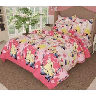Детское постельное бельё Миньоны 3