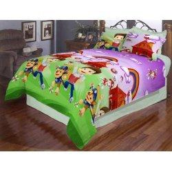 Детское постельное «Щенячий патруль»