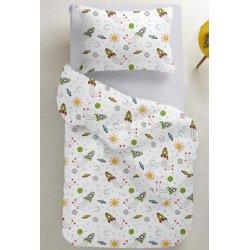 Детское постельное белье Cosas Rockets Grey