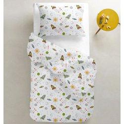Детское постельное белье Cosas Rockets White