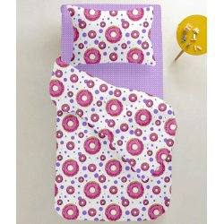 Детское постельное белье Cosas Sweet Donut Dots