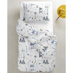 Детское постельное белье Cosas Wigwam Dream white