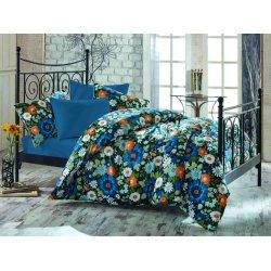 Постельное белье евро Botanical Blue