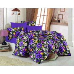 Постельное белье евро Botanical Purple