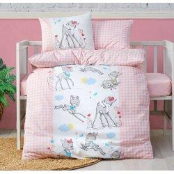 Комплект в кроватку Bambi