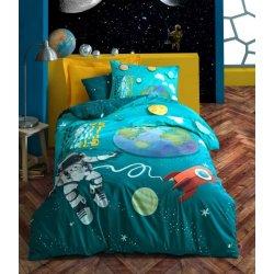 Детское постельное бельё Cotton Box Little Astronaut