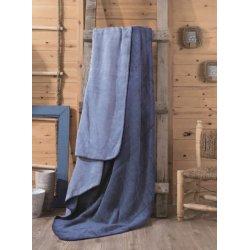 Плед Cotton Box Mavi