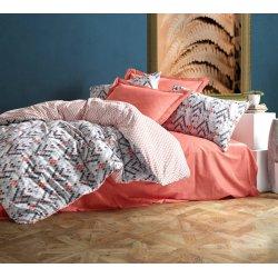 Постельное бельё евро Cotton Box ранфорс Tile