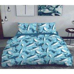 Детское постельное белье Акулы
