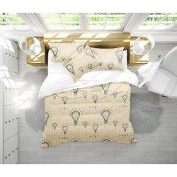 Детское постельное белье Идея кремовое