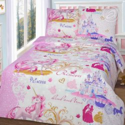 Детское постельное белье Королевство бязь