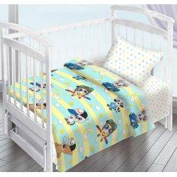 Детское постельное белье Малыши мальчики поплин