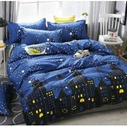 Подростковое постельное белье Ночной городок