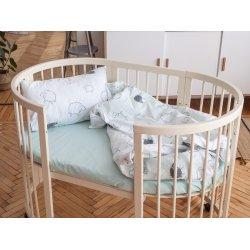 Детское постельное белье Cotton Twill Ranforce Овечки