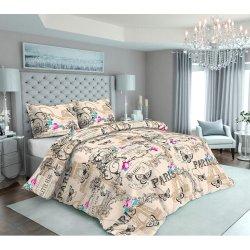 Подростковое постельное белье Париж