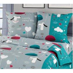 Детское постельное белье Счастливый день