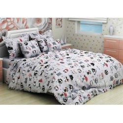 Детское постельное белье Совы