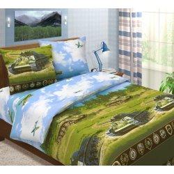 Детское постельное белье Танки WOT 3Д