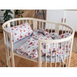 Детское постельное белье Cotton Twill Ranforce Вигвам