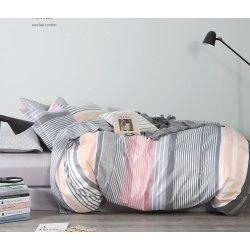 Постельное белье Cotton Twill сатин премиум Эмили (Украина) с компаньоном