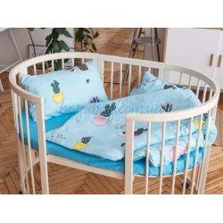 Детское постельное белье Cotton Twill Кактусы сатин
