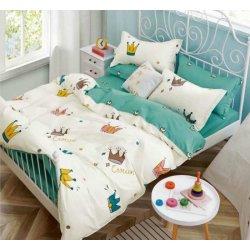 Детское постельное белье Cotton Twill Короны