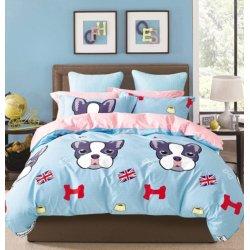 Детское постельное белье Бульдог Cotton Twill сатин