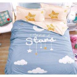 Детское постельное белье Gold Star сатин