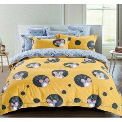 Детское постельное белье Cotton Twill Сырные мышки сатин