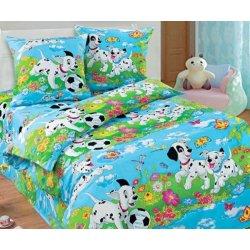 Детское постельное белье Далматинцы бязь