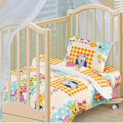 Детское постельное белье Сова Соня