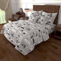 Подростковое постельное белье Газета Таймс
