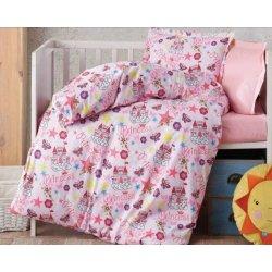 Детское постельное белье Замок принцесс