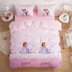 Детское постельное белье Принцесса София и кролик