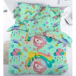 Детское постельное белье Пластилиновый мир
