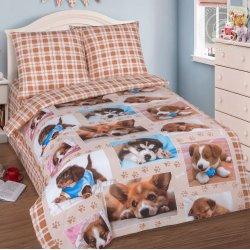Детское постельное белье Тотошка