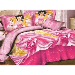 Детское постельное бельё Princess Disney