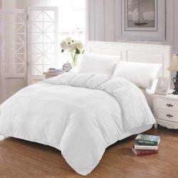 Однотонное постельное белье Cotton Twill ранфорс белый