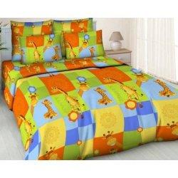 Детский комплект «Весёлые жирафики»