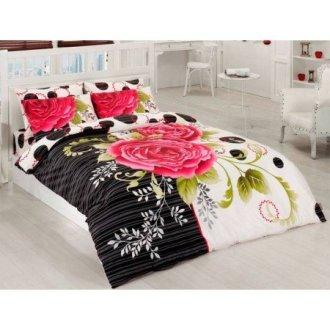 Евро комплект постельного белья «Carmen»