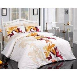 Евро комплект постельного белья Tuval Sari